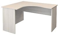 Письменный стол ТерМит Арго А-204.60 левый (ясень шимо) -