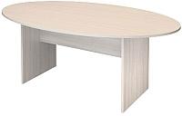 Стол для переговоров ТерМит Арго А-028 (ясень шимо) -