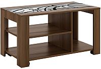 Журнальный столик МСТ. Мебель Виктория 4 (дезира темный) -