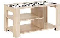 Журнальный столик МСТ. Мебель Виктория 4 (туя) -