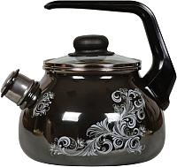 Чайник со свистком СтальЭмаль Iseberg 1RA12 -