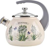 Чайник со свистком LAUREL Hyacinth L92711 -
