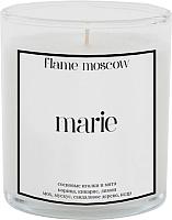 Свеча FlameMoscow Marie / GL004 (310мл) -