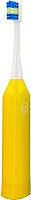 Звуковая зубная щетка Hapica Kids DBK-1Y (желтый) -