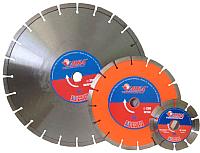 Отрезной диск алмазный МКД По асфальту 400x25.4 -