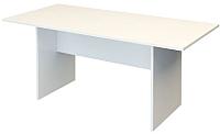 Стол для переговоров ТерМит Арго А-0058 (белый) -
