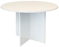 Стол для переговоров ТерМит Арго А-029 (белый) -