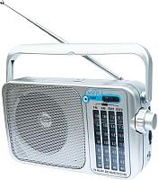 Радиоприемник Miru SR-1004 (серебристый) -