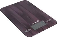 Кухонные весы Atlanta АТН-6212 (коричневый) -