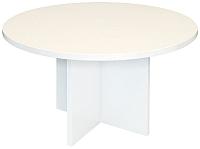 Журнальный столик ТерМит Арго А-039 (белый) -