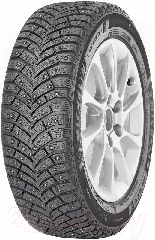 Купить Зимняя шина Michelin, X-Ice North 4 215/55R17 98T, Россия