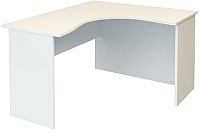 Письменный стол ТерМит Арго А-204.60 правый (белый) -