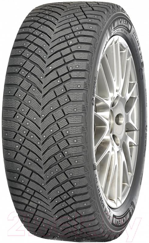 Купить Зимняя шина Michelin, X-Ice North 4 SUV 235/60R18 107T, Россия