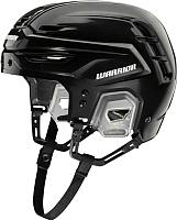 Шлем хоккейный Warrior Alpha One Pro Helmet / APH8-BK-M (черный) -