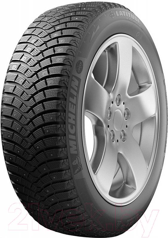 Зимняя шина Michelin, Latitude X-Ice North 2+ 265/50R20 111T, Россия  - купить со скидкой