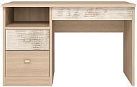 Письменный стол Ижмебель Ультра 8 (дуб сонома/дэйли) -