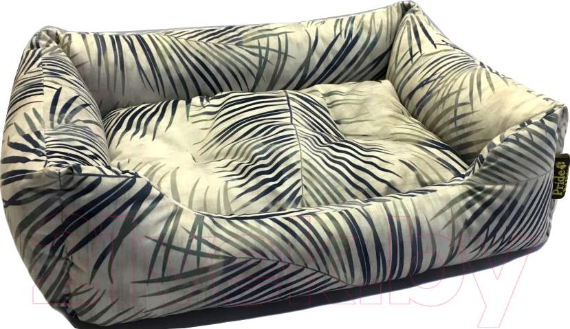 Купить Лежанка для животных Pride, Джангл / 10012771 (серый), Россия