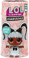 Кукла с аксессуарами LOL Original Surprise HairGoals Makeover Series5 1 волна / 558064 (преображение) -