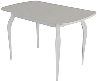 Обеденный стол Сакура Персей №2.2 (бодега белый) -