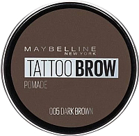 Помада для бровей Maybelline New York Tattoo Brow Pomade 05 (темно-коричневый) -