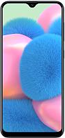 Смартфон Samsung A30s 64GB / SM-A307FZKVSER (черный) -