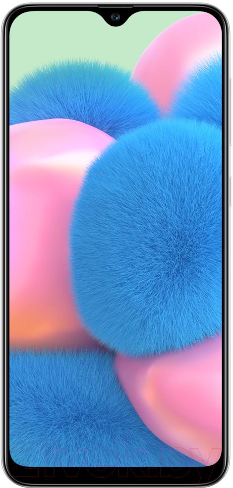 Купить Смартфон Samsung, SM-A307FN 32GB / SM-A307FZWUSER (белый), Китай