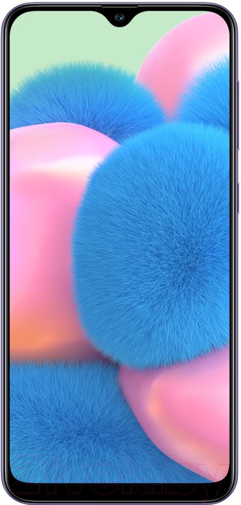 Купить Смартфон Samsung, SM-A307FN 64GB / SM-A307FZLVSER (фиолетовый), Китай