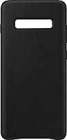 Чехол-накладка Samsung LeCover S10+ / EF-VG975LBEGRU (черный) -