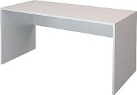 Письменный стол ТерМит Арго А-004.К (серый) -