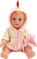 Кукла Карапуз Y25DP-BB-BATH-RU -