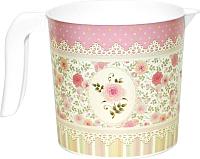Кружка Violet Чайная роза / 281065 (белый) -