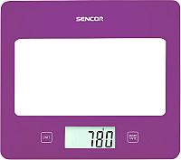 Кухонные весы Sencor SKS 5025VT -