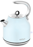 Электрочайник Kitfort KT-675-2 (голубой) -