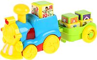 Развивающая игрушка Умка Обучающий паровоз / WD3708-R -