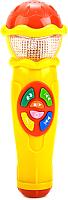 Музыкальная игрушка Умка Микрофон 10 песен из любимых мультфильмов / A848-H05031-R3 (72) -