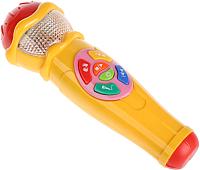 Музыкальная игрушка Умка Микрофон 10 песен из любимых мультфильмов / A848-H05031-R3 -