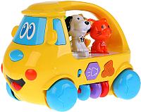 Интерактивная игрушка Умка Автобус / ZY419558-R -