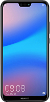 Смартфон Huawei P20 Lite / ANE-LX1 (черный) -