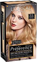 Гель-краска для волос L'Oreal Paris Preference 8.32 Берлин (св.-русый золотисто-перламутр.) -