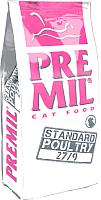 Корм для кошек Premil Standard Poultry (10кг) -