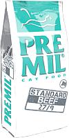 Корм для кошек Premil Standard Beef (2кг) -