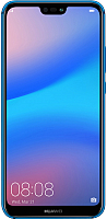 Смартфон Huawei P20 Lite / ANE-LX1 (синий) -