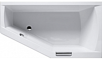 Ванна акриловая Riho Geta 160x90 L (BA87005) -