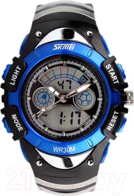 Часы наручные детские Skmei 0998-2 (темно-синий)