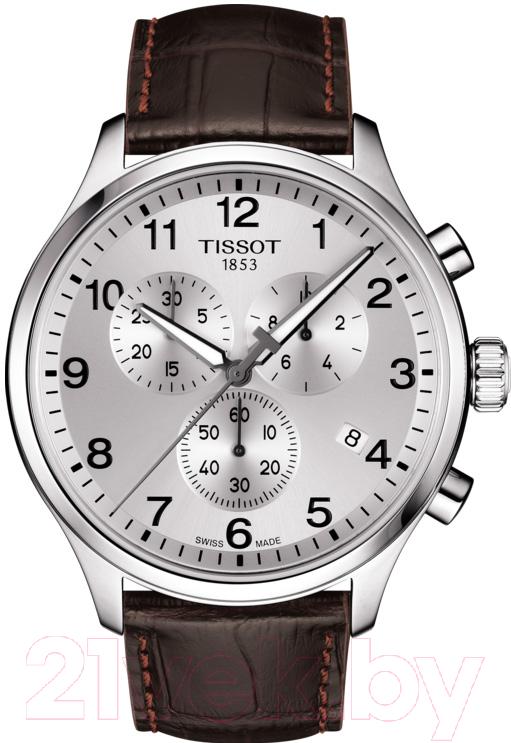 Купить Часы наручные мужские Tissot, T116.617.16.037.00, Швейцария