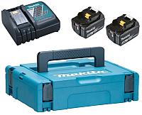 Набор аккумуляторов для электроинструмента Makita 198311-6 (с зарядным) -