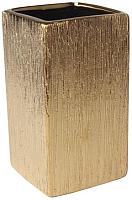 Стакан для зубных щеток Splendid Floss LA-FLOSS-KUBEK-ZLO (золотой) -