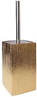 Ершик для унитаза Splendid Floss LA-FLOSS-SZCZWC-ZLO (золотой) -