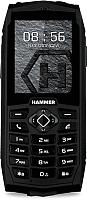 Мобильный телефон MyPhone Hammer 3 (черный) -