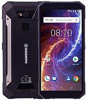 Смартфон MyPhone Hammer Energy 18x9 (черный) -